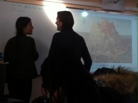 Brueghel L'Ancien : Marco & Cécile